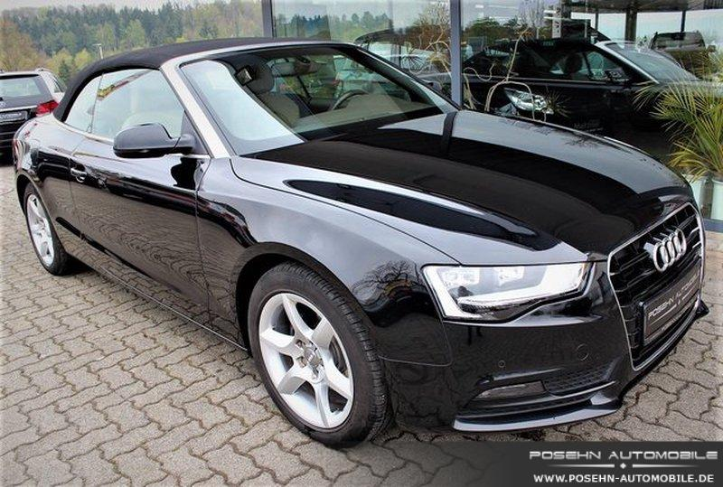 audi a5 cabrio 2 0 tdi multitronic keyless go sport leder. Black Bedroom Furniture Sets. Home Design Ideas