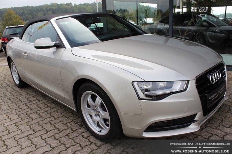 audi a5 cabrio 2 0 tdi dpf navi leder modellpflege. Black Bedroom Furniture Sets. Home Design Ideas