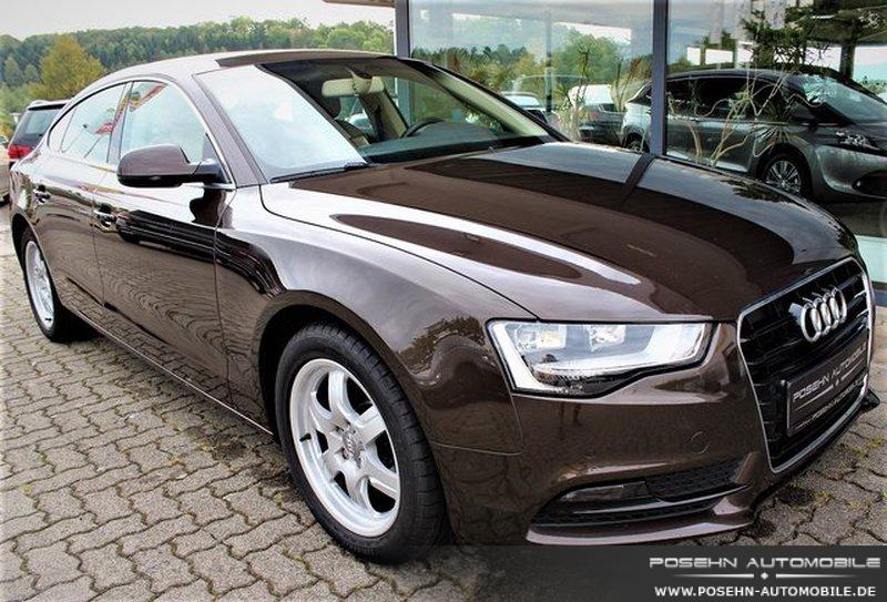 audi a5 sportback 2 0 tdi keyless go navi leder sportsitze gebraucht kaufen in hechingen preis. Black Bedroom Furniture Sets. Home Design Ideas