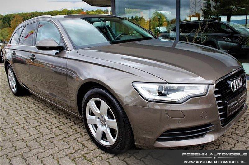 audi a6 avant 2 0 tdi 130kw dpf navi xenon gebraucht. Black Bedroom Furniture Sets. Home Design Ideas