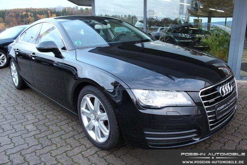 audi a7 3 0 tdi quattro s tronic air leder xenon navi. Black Bedroom Furniture Sets. Home Design Ideas