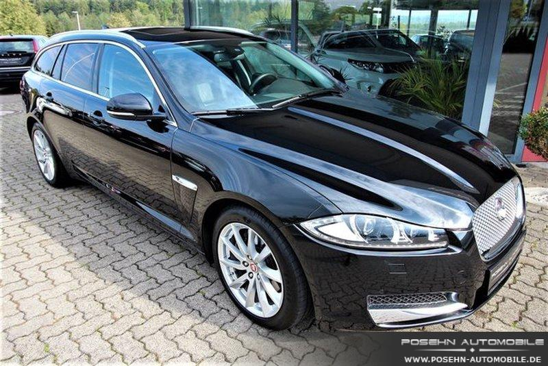 jaguar xf sportbrake 2 2 diesel xenon leder navi service. Black Bedroom Furniture Sets. Home Design Ideas