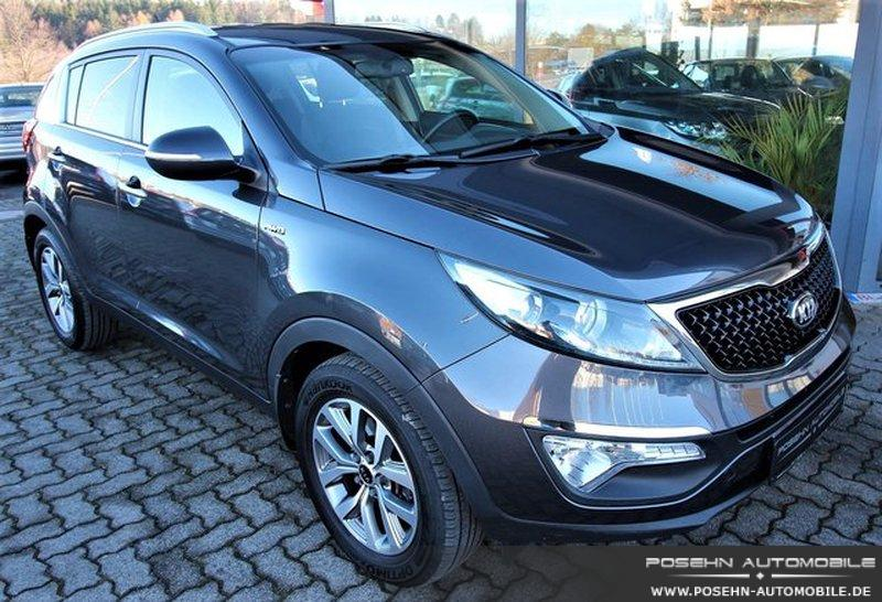 kia sportage 2 0 crdi 16v dream team 4wd teilleder. Black Bedroom Furniture Sets. Home Design Ideas