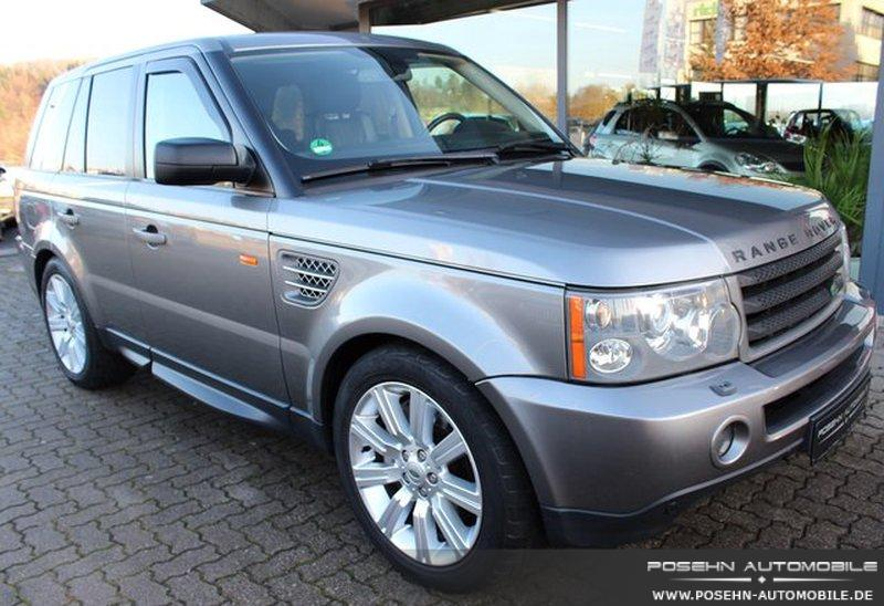 land rover range rover sport tdv8 hse luftfed ahk 20alu. Black Bedroom Furniture Sets. Home Design Ideas