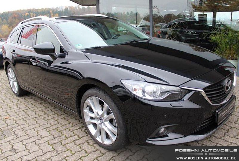 mazda 6 2 0 kombi skyactiv g sports line xenon navi gebraucht kaufen in hechingen preis 17250. Black Bedroom Furniture Sets. Home Design Ideas