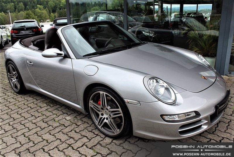porsche 997 911 carrera s cabrio 19alu chrono sportauspuff. Black Bedroom Furniture Sets. Home Design Ideas
