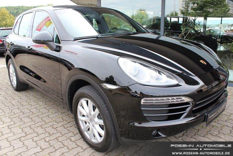 porsche cayenne 3 6 1 hand schaltgetriebe leder navi pdc. Black Bedroom Furniture Sets. Home Design Ideas